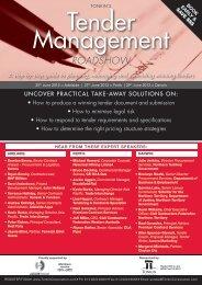 ROADSHOW - Civil Contractors Federation