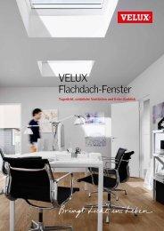 VELUX Flachdach-Fenster - VELUX Schweiz AG