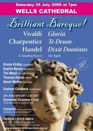 Gloria Te Deum Dixit Dominus Vivaldi Charpentier Handel