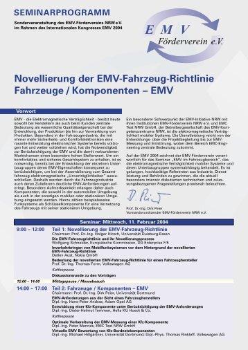 EMV - EMC Test NRW GmbH