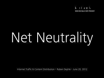 Net Neutrality Violations - Sprachkonstrukt