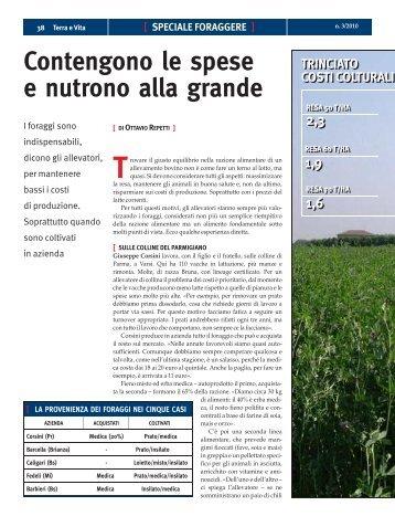 Contengono le spese e nutrono alla grande - Agricoltura24
