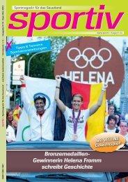 September/Oktober 2012 - Sportiv
