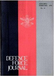 ISSUE 14 : Jan/Feb - 1979 - Australian Defence Force Journal