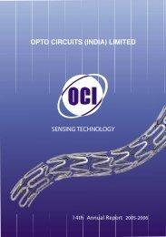 Board of Directors - Opto Circuits