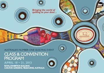 Class & Convention PrograM - AQC