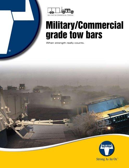 American Rv Company >> Military Commercial Grade Tow Bars American Rv Company