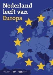 Nederland leeft van Europa 1 | vno-ncw | mkb-nederland | lto ... - wtcaa
