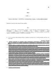 Úplné znění návrhu zákona o ochraně přírody a krajiny