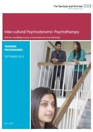 D59I Course Outline_2013.pdf - Tavistock and Portman