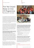 Promoting a new generation of healthy unpaid blood donors - Page 6