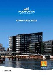 HavneHolmen Tower - Norrporten