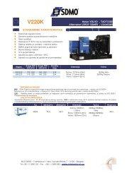 Motor VOLVO , TAD733GE Alternator LEROY ... - MLS | EXING