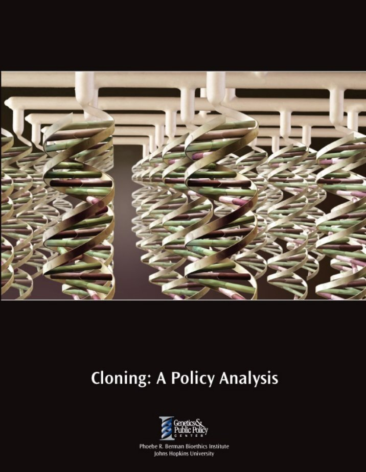 an analysis of the cloning in the modern world Notes on origins of the modern world uploaded by tokteacher this is an outline of the second chapter of robert mark's origins of the modern world, which explains the state of the world in the 1500's.