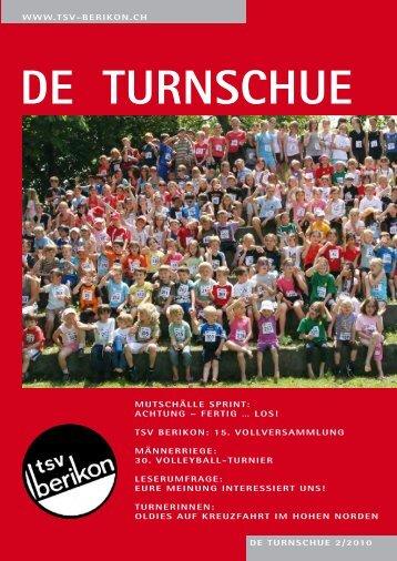 achtung – fertig … los! - TSV-Berikon