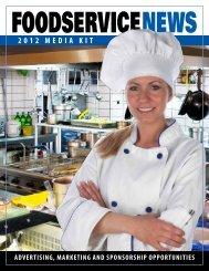 2012 MEDIA KIT - Foodservice News