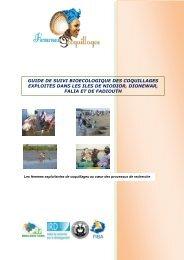 Guide de suivi bioécologique des coquillages exploités dans les îles ...