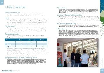 Human resources - Mackay Regional Council - Queensland ...