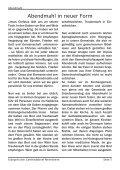 Inhalt/Impressum - Evangelische Kirchengemeinde Meimsheim - Page 5
