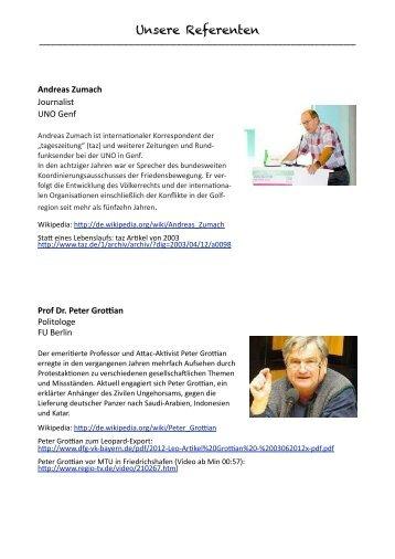 Unsere Referenten - AWC Deutschland eV