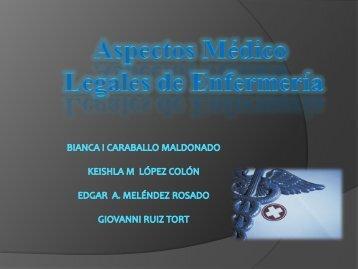 Aspectos Medico Legales