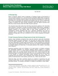 [link to PDF] for a copy of the briefing paper - Directors & Boards