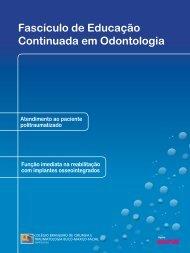 Fascículo de Educação Continuada em Odontologia - ITpack