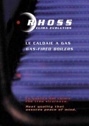 K10230-vB DPL Catalogo Caldaie 2003 - Rhoss