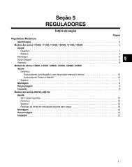 Seção 5 REGULADORES
