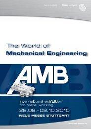 The World of Mechanical Engineering