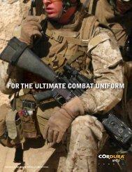 CORDURA® NYCO Fabric - Military