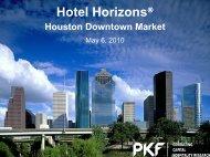 Hotel Horizons® - Downtown Houston