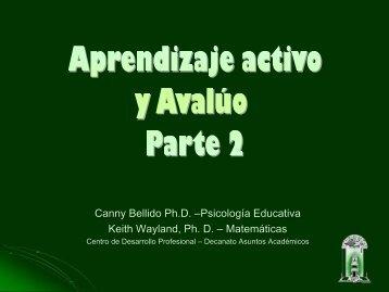 Presentación - UPRM