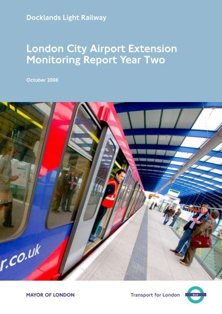London City Airport Extension Monitoring Report Year Two