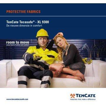 PROTECTIVE FABRICS TenCate Tecasafe® - XL 9300