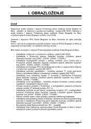 I. OBRAZLOŽENJE - Grad Biograd na Moru
