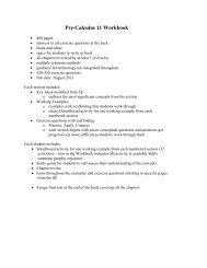 McGraw-Hill Ryerson) Calculus - RHHS - Math