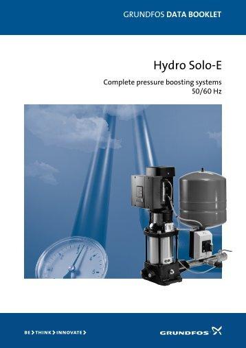 Hydro Solo-E