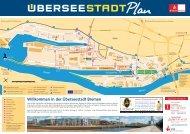 Willkommen in der Überseestadt Bremen