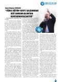 EĞİTİM ÇALIŞANLARINDAN BAKAN DİNÇER'E ... - Türk Eğitim-Sen - Page 5