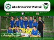 Schiedsrichter im FVN aktuell – Ausgabe März 2013 – ist online