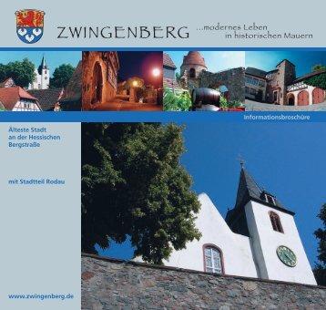"""Der """"Löwe"""", Zwingenbergs neues Dienstleistungszentrum"""