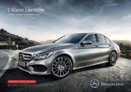 Preisliste C-Klasse Limousine - Autostern Wädenswil AG