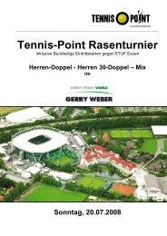 Anmeldung - Tennis-Point.de