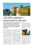Port of Helsingborg Magazine Winter/Spring 2005 - Helsingborgs ... - Page 3