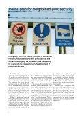 Port of Helsingborg Magazine Winter/Spring 2005 - Helsingborgs ... - Page 6