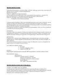 Hemocromatosis - Asociación de Gastroenterología y Endoscopía ...