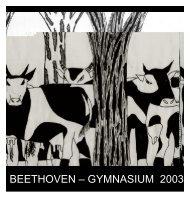 Jahresbericht BG 2003 - Beethoven-Gymnasium