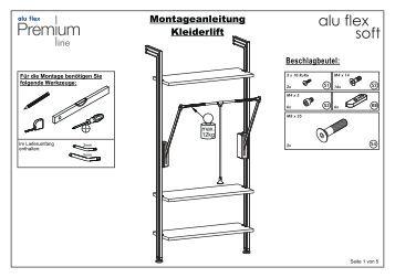 kleiderlift magazine. Black Bedroom Furniture Sets. Home Design Ideas