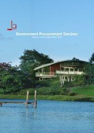 Government Regional Seminar - Local Buy